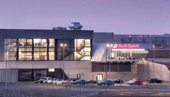 Audi : ne l'appelez plus Quattro mais Audi Sport