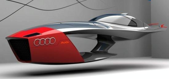 Design : Audi Calamaro Flying Concept, le single-frame ultime ?