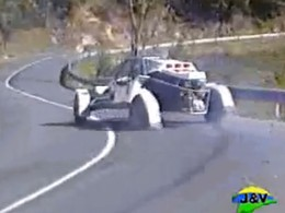 Le rallye en buggy c'est funky !