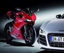 Actu moto - Ducati: Audi fera l'effort au WDW et pense déjà au Moto GP 2014