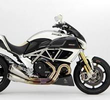 Custom - Ducati: Un Diavel DVC Motocorse très corsé