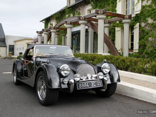 Photos du jour : Morgan V6 Roadster (Classic Days)