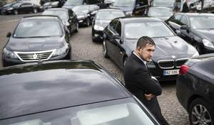 VTC: 22000 chauffeurs en France