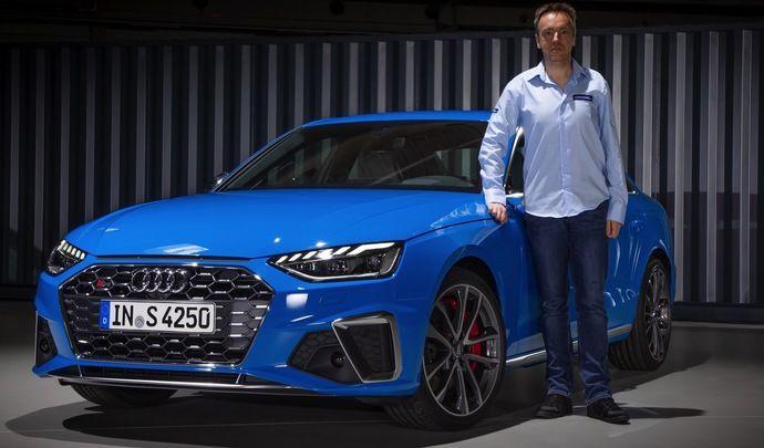 Présentation vidéo – Audi A4 restylée:chirurgie lourde