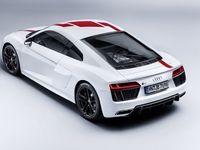Audi R8 RWS:sans Quattro, un prix en forte baisse