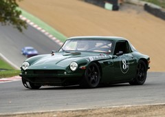 TVR 5000M : the last TVR from Blackpool
