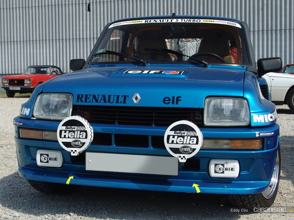Photos du jour : Renault Turbo 2
