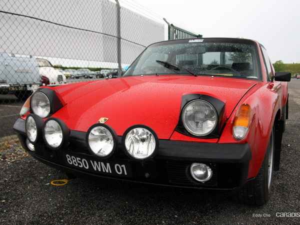 Photos du jour : Porsche 914 / 6 (Classic Days)