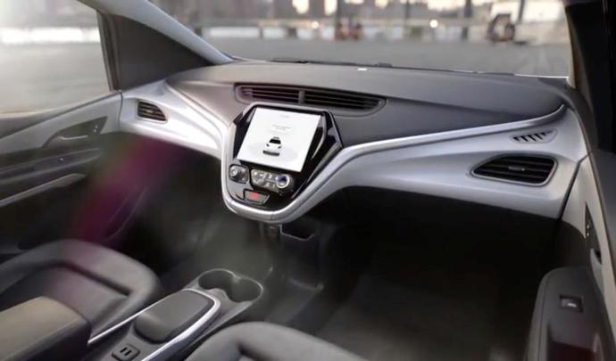 General Motors: un Cruise-AV sans volant ni pédales