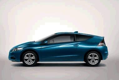 Nouveau Honda CR-Z: Débuts européens au Salon de Genève