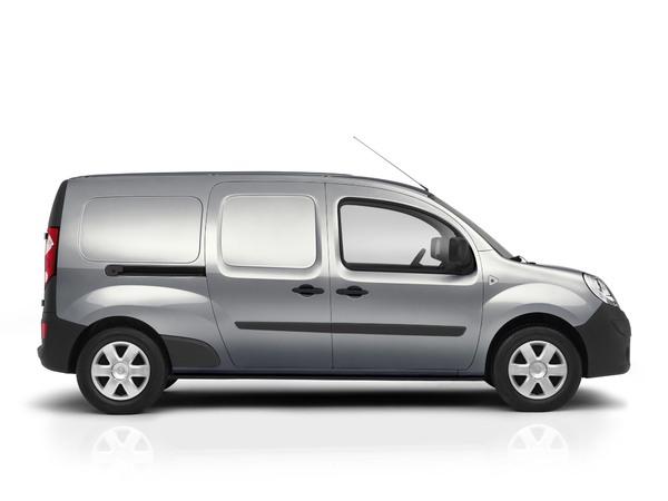 Nouveaux Renault Kangoo Express Maxi et Trafic: Ils sont officiels et bientôt à l'essai...