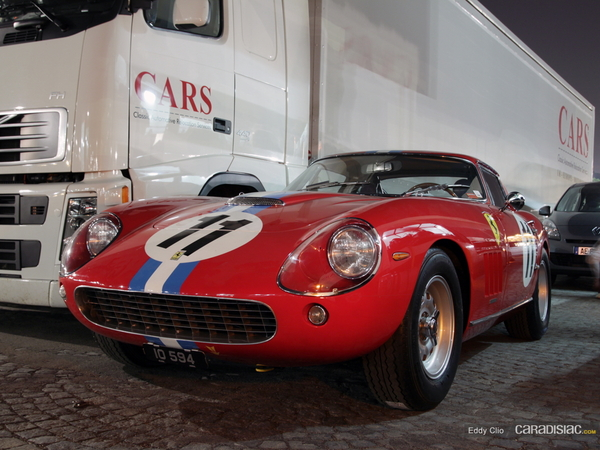 Photos du jour : Ferrari 275 GTB (Tour Auto)
