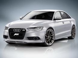 Nouvelle Audi A6 : Abt s'y met