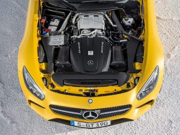 Mercedes : clap de fin pour les gros V8 AMG