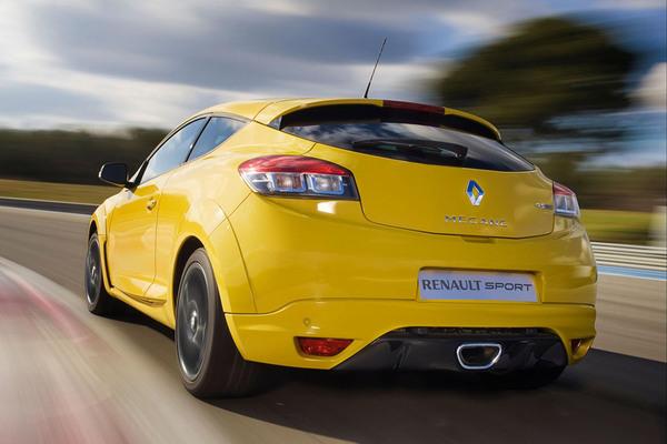 Chrono sur une spéciale de rallye : la Megane RS atomise la concurrence (Focus RS, Subaru STi, et Mitsubishi Lancer Evolution X)