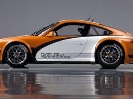 Une Porsche Hybrid aux 24 Heures du Nürburgring