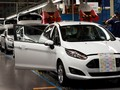 Production en hausse pour les Ford Fiesta, Focus, C-MAX et Grand C-MAX