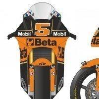 Moto 2 - Grande Bretagne: De nouvelles couleurs pour Johann Zarco
