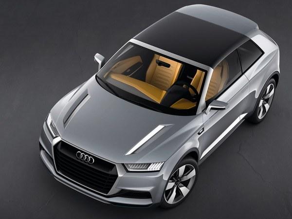 Audi confirme le Q8 pour la fin de la décennie