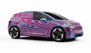 Volkswagen présente le programme de recyclage des batteries de ses voitures électriques