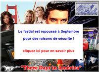 Des menaces terroristes font annuler le Paris Country Festival !