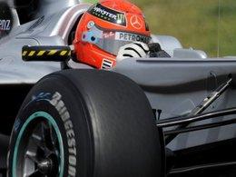 F1-Essais Barcelone: Schumi est confiant, Vettel l'est moins.