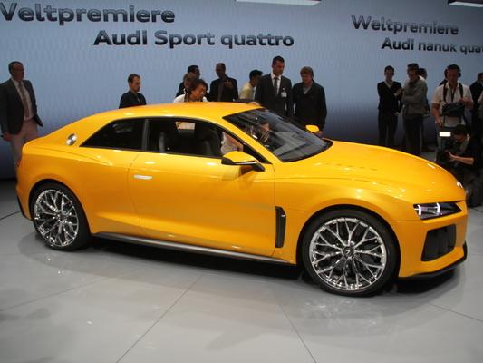 L'Audi Quattro concept pourrait devenir réalité