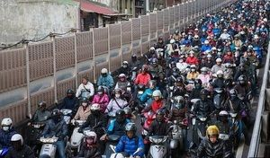 Taïwan: les motos et scooters à essence interdits en 2035