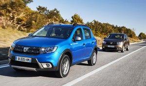 Ventes de voitures neuvesen novembre2016: Renault et Dacia rient, Citroën pleure