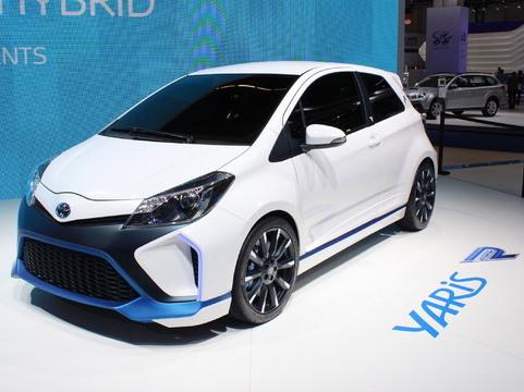 Toyota veut sa branche sportive