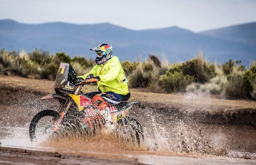 Van Beveren reprend la main — Moto
