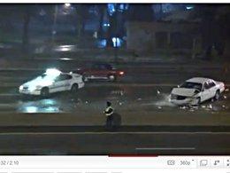 [vidéo] Ne regardez pas l'accident, regardez devant vous