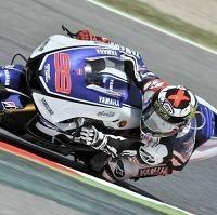 Moto GP - Grande Bretagne: Un Jorge Lorenzo détendu parle de Stoner et de Rossi
