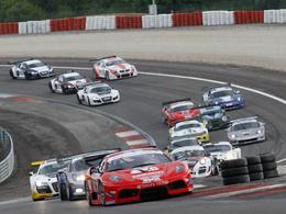 FFSA GT/Dijon - Le Graff Racing et Larbre Compétition à l'honneur