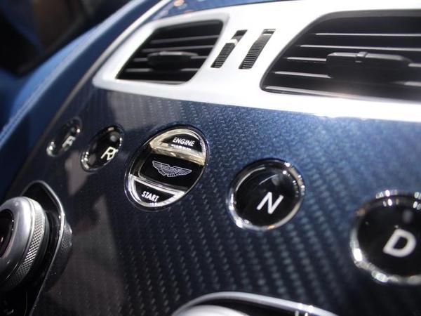 Les premières Aston Martin AMG verront le jour d'ici trois ans