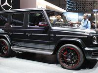 Salon de Genève 2018- Mercedes Classe G : apparences trompeuses