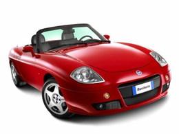 La p'tite sportive du lundi: Fiat Barchetta !