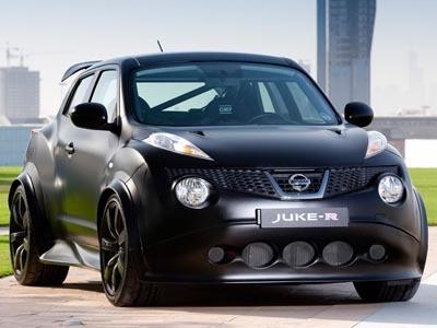 Nissan va finalement produire le Juke-R sur commande