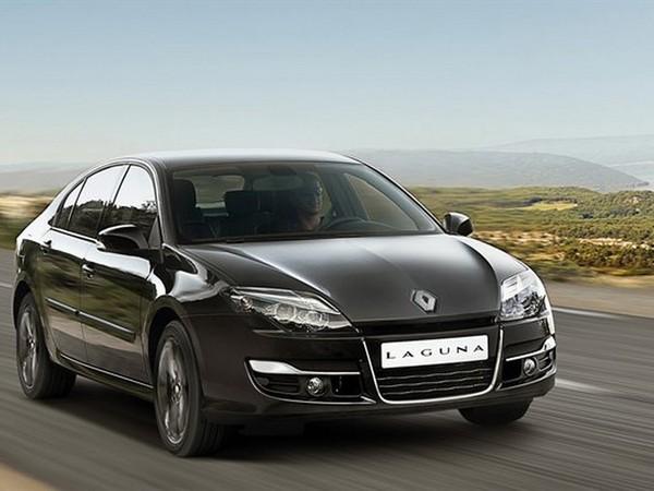 Renault Laguna, bientôt supprimée ?