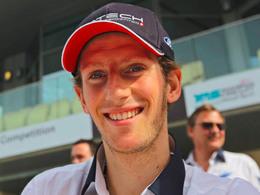 Romain Grosjean aux 24 Heures du Mans 2010