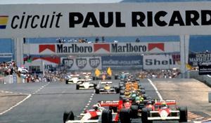 La F1 va faire son grand retour en France, au circuit du Castellet