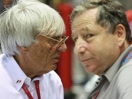 La F1 selon Ecclestone : 10 équipes et surtout pas de moteur 1.6l turbo !
