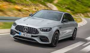 Rejets de CO2 : Mercedes rappelle 20 000 AMG