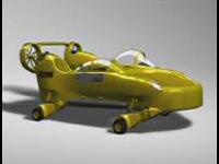 Vidéo : une voiture volante en 2009 !