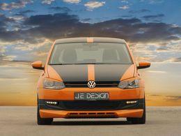 VW Polo 5 JE Design, ambiance K2000