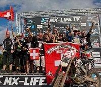 MX3/WMX : Julien Bill et Steffi Laier champion du monde 2011