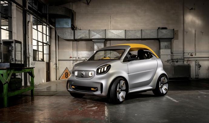 Un SUV électrique Smart pour 2022