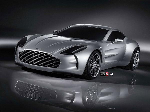 Aston Martin One-77 : c'est elle !