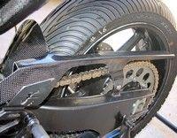 Du carbone pour la Yamaha R1 millésime '09.