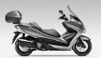 Honda Forza 300: série limitée Pack City